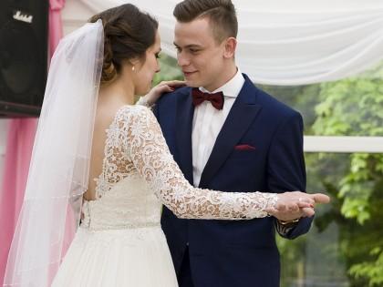 """Pierwszy taniec Pauliny i Daniela – K. Krawczyk – """"Marsz weselny"""""""