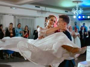 """Iza i Mateusz – F. Sinatra """"I love you baby"""""""