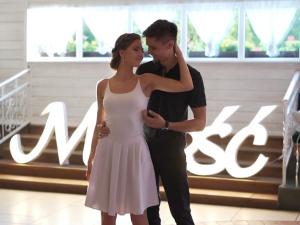 """Pierwszy Taniec Moniki i Przemka – """"Time of my life"""""""